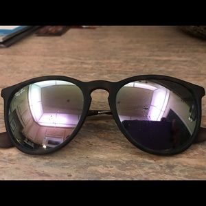 Women's Ray Ban glasses Erica style